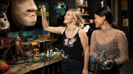 Weta Workshop's There and Back Again Tour