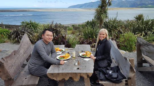 Wairarapa Wine and Wild Coast Tour with Lunch and Dinner