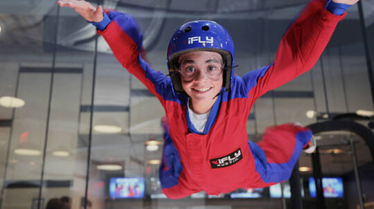 iFLY Indoor Skydiving - 2 Flights