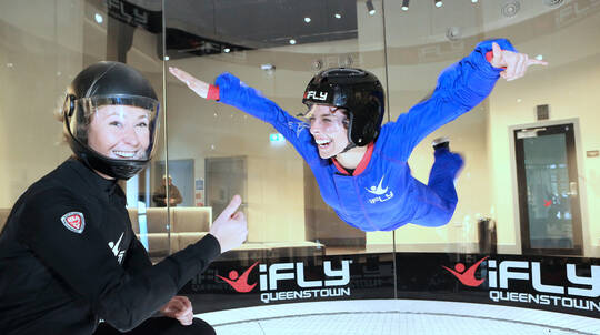iFLY Indoor Skydiving - 3 Flights
