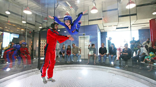iFLY Indoor Skydiving - 4 Flights